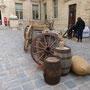 Décor Les Visiteurs 3 pour Paris Match - Régis Rodriguez - Les Chemins de Traverse