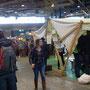 Salon Primevère - Tente du Nord - Les Chemins de Traverse