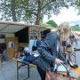 Location tentes auvents et stands Smmmile Vegan Pop Festival Paris - Les Chemins de Traverse - 2016