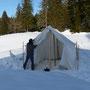 Tente Prospecteur - Camp Haute Savoie