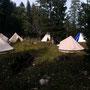 Les Chemins de Traverse - Campement Semnoz - 2017