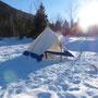 Range Tent - Camp Haute Savoie