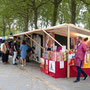Location tentes auvents et stands Smmmile Vegan Pop Festival Paris - Les Chemins de Traverse - 2016