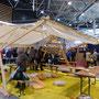 Salon Primevère 2016 - Tente du Nord - Les Chemins de Traverse - Régis Rodriguez