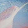 輝きのめざめ (2009.05.) キャンバスにアクリル H242×W333mm
