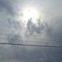 怪奇な日食。(不発)