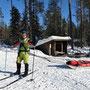 Antonio de la Rosa on 16.3.2018. Wpt 37. Picture: Lapland Extreme Challenge