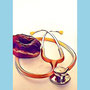 Donut and Stethoscope
