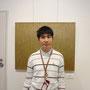 入選「金色2」 加地 英貴 Hidetaka Kaji