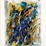 "Michel GRES                   ""Encres & pastels 8""     60x80"