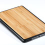 ipad mini4 case bamboo left
