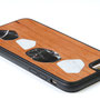 iphone 6 6s cover wood marble right