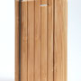 iphone 6 6s flip case bamboo wood back