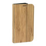 wooden iPhone 7 flip case bb back