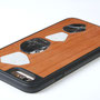 iphone 6 6s cover wood marble left
