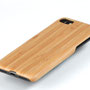 iPhone 7 wooden case with aramide top