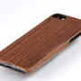 iPhone 7 wooden case with aramide NW front