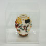 Low pixel CG 「POP ICON」 -ninsei-          2012  ceramic,Acryl box  15×15×15(cm)  個人蔵