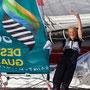 E4 partenaire Anne Caseneuve, Route du Rhum 2014