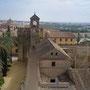 Alcázar - Les murailles et les tours inspirées de l'architecture almohade-Cardoue