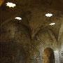 Alcázar - Les bains arabes construits sous Alphonse XI.- Cordoue