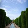 Alcázar - Les jardins mauresques - Cordoue
