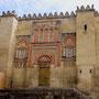 Mosquée-Cathédrale de Cordoue - Mur extérieur