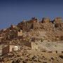 CHENINI - Village troglodyte