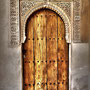 Porte arabe - Alhambra