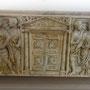Alcázar - Tombeau romain de marbre - sarcophage païen du premier quart du 3e siècle-Cordoue