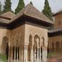La cour des lions - Alhambra