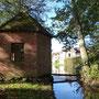 Le cabanon romantique au bout de l'étang