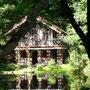 Schweitzerhaus im Schlosspark