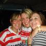 Supportrices de Wigan © Tous droits réservés Tracie Jackson