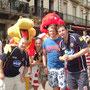 Juin 2008 - Dragons Catalans Vs Wigan © Tous droits réservés Neil DAVIS