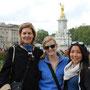 ロンドンツアー バッキンガムパレス