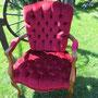 Ancien fauteuil  no. 122 VENDU