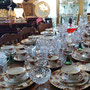 Ensemble de vaisselle Royal Albert Old Country Roses (manque 2 pièces) no. 612
