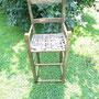 Chaise haute québécoise  no. 158