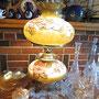 Magnifique lampe  no. 174  VENDU