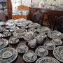 Magnifique ensemble de S.A.M  no. 6 & ensemble de vaisselle 16 personnes  no. 16  VENDU