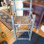 Chaise haute ancienne québécoise  no. 158