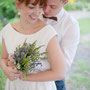 GREEN WEDDING veganes Brautkleid: Rike Winterberg, Foto: Daniela Müller