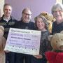 Benefiz Bärenherz 4095 Euro Spendenübergabe 2019