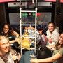 Nachtzug von Basel nach Hamburg