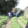 Spaziergang bei der Blumberger Mühle