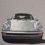 Porsche 911 Turbo 80x80 Acryl auf Leinwand 2018-05 A0 52