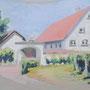 bei der Haltnau 27-20 Pastell auf Papier 2010 LS062