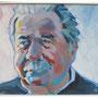 David S. 70 x 60 Acryl auf Platte 2012-06 K033