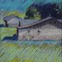 bei Bezau 28-28 Pastell auf Papier 2011 LS041